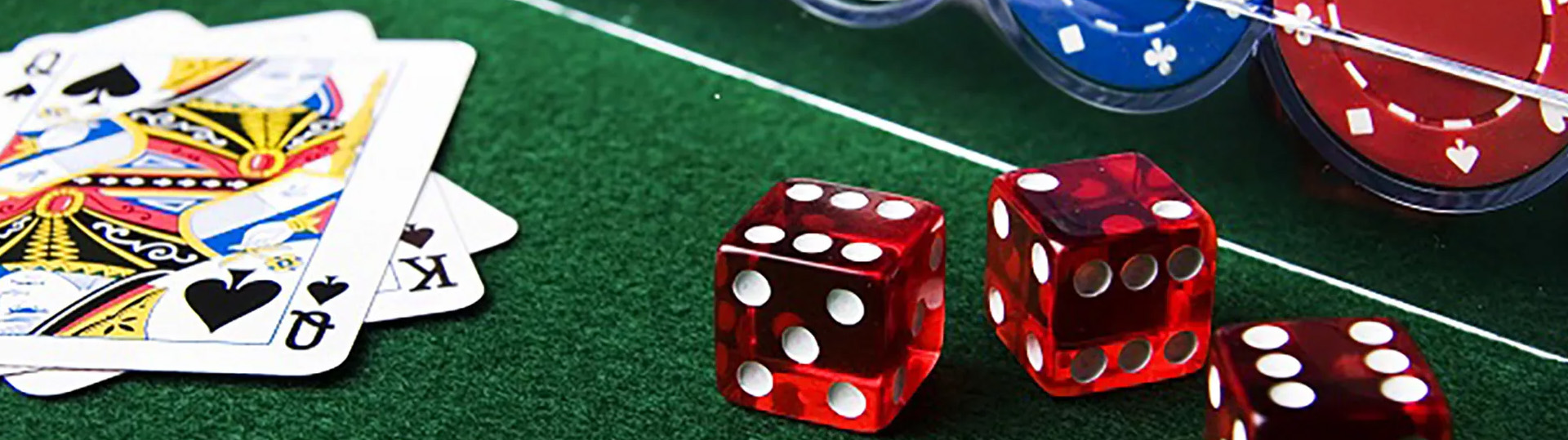 gambling at online casino